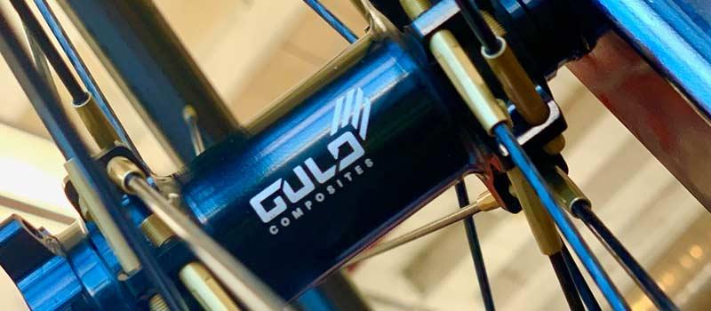 bicycle wheel spokes and hub
