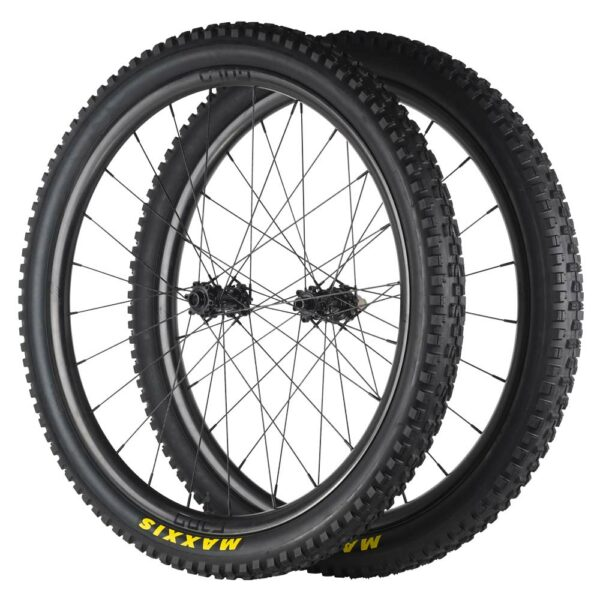 GME 30 gulo composites trail and enduro dblbicycle wheel