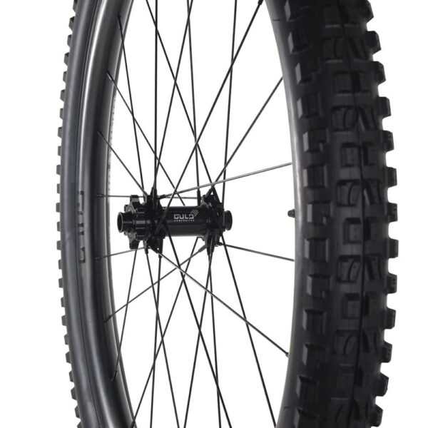 GME 30 gulo composites trail and enduro front bicycle wheel