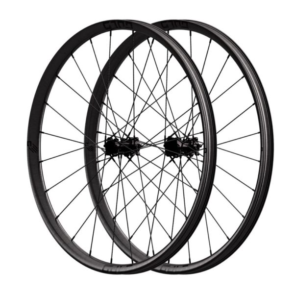 pnf series carbon fiber mountain bike enduro wheel set with carbon composite spokes