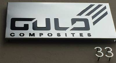 gulo composites sign
