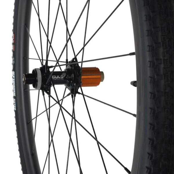 GGX-SL gulo all pave gravel cyclocross bicycle back wheel