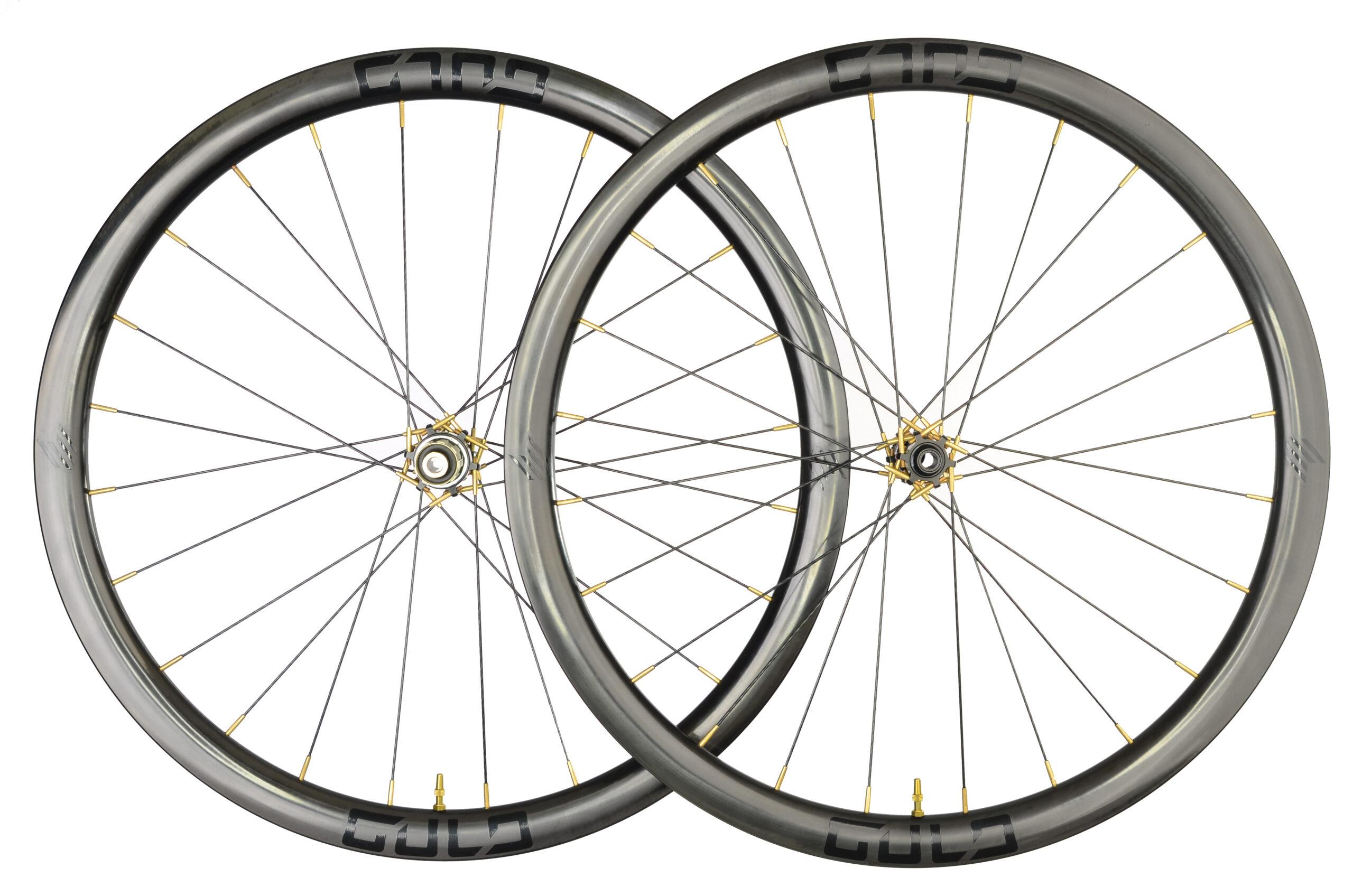 Gravel Wheels carbon fiber road bike wheel set with carbon composite spokes